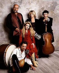 Stevie Nicks & Fleetwood Mac The Dance promo photo