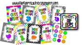 Binder Organizers - Zebra product from Teaching-in-Flip-Flops on TeachersNotebook.com