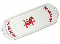 Dala Horse Almond Cake Tray -