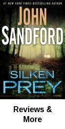 Silken prey / John Sandford. Lucas Davenport is investigating another case when the trail leads to the man's disappearance, then--very troublingly--to the Minneapolis police department itself, and then--most troublingly of all--to a woman who could give Machiavelli lessons.