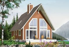 Evergreen Concepts. Environmentally responsible prefabricated homes, cottages, building, custom design and renewable energy systems.