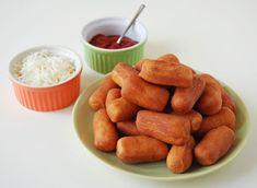 Moha Konyha: Krumplikrokett Vegan Vegetarian, Vegetarian Recipes, Cake Recipes, Snack Recipes, Soul Food, Sweet Potato, Almond, Recipies, Chips