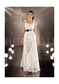 Convertible wedding dress! Amazing idea