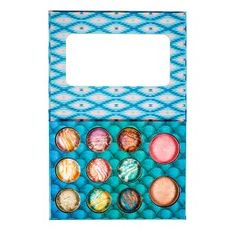 Make a splash with our Wild & Alluring Baked Eyeshadow & Highlighter Palette, a sunlit selection of marbleized,…