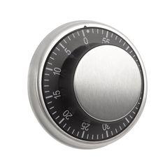 Timer da cucina in alluminio BANK di Balvi magnetico SPEDIZIONI VELOCI