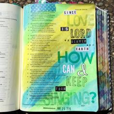 Bible journaling, Psalm 104:33 — Arden Ratcliff-Mann #illustratedfaith #worshipcollision Psalm 104, Psalms, Bible Illustrations, Bible Study Journal, Illustrated Faith, Do Love, Bible Art, Journalling, Journal Inspiration