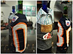 Wine Bottle Gift For Sports Fans