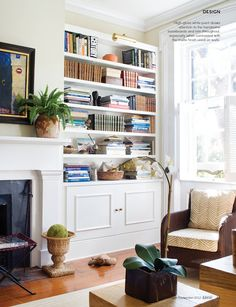 1000 images about ikea hacks built ins on pinterest for Bookshelves next to fireplace