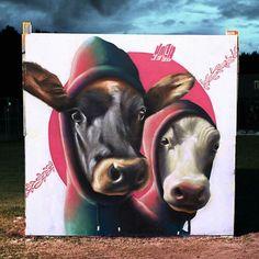 YASH Street art Sweden