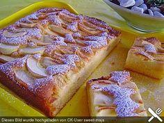 Apfelkuchen schnell und fein (Rezept mit Bild) von meusle | Chefkoch.de