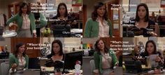 Wizard - All Hail the Queen of Deadpan: The 25 Greatest Memes of April Ludgate Parks N Rec, Parks And Recreation, Greatest Memes, April Ludgate, Film Books, Book Show, Happy Thoughts, Best Shows Ever, New Music