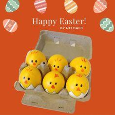 DIY Easter Eggs Chicken