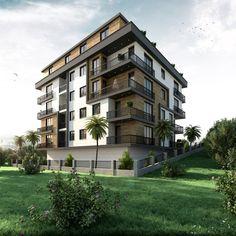 Architecture is art Architecture Résidentielle, Cultural Architecture, Facade Design, Exterior Design, Building Facade, Construction, Villa, Instagram, Art Nouveau