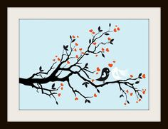 Wedding Birds Cross Stitch Pattern   Los Angeles Needlework