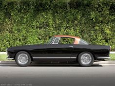 Boano Ferrari 250 GT Coupe #0641GT 1957
