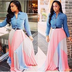 Happy Saturday Skirt available in store and o Cute Fashion, Modest Fashion, Look Fashion, Autumn Fashion, Girl Fashion, Spring Summer Fashion, Womens Fashion, Skirt Outfits, Chic Outfits