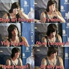 Funny pen sleepingwithsirens
