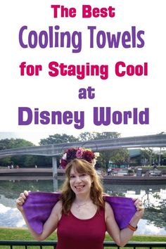 How do you beat the heat at Disney? Discover the best tips to stay cool on your Disney World vacation, including the best cooling towel for Disney and the best places to cool off in Magic Kingdom, Epcot, Animal Kingdom, and Hollywood Studios. Disney On A Budget, Disney World Vacation Planning, Walt Disney World Vacations, Disney Parks, Trip Planning, Disney World Secrets, Disney World Outfits, Disney Events, Gifts For Disney Lovers