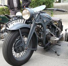 386 Zundapp KS 600 1940