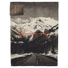 Mountaineer Tea Towel
