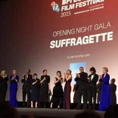 #Review of #Suffragette at the 59th BFI London Film Festival #LFF