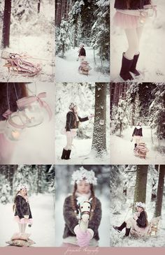 Pale colors, christmas love <3  Allthebeautifulchristmas- blog