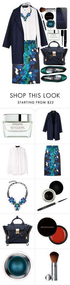 """Untitled #324"" by lagyare ❤ liked on Polyvore featuring Gatineau, Dirk Bikkembergs, Alexander Wang, Erdem, Stella & Dot, Nouba, 3.1 Phillip Lim, Kevyn Aucoin, Chanel and Smashbox"