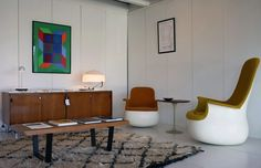 the good old dayz,mid century modern, mcm,eames,knoll
