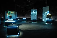 Welcome to Diesel World Exhibition by Nicola Formichetti, Shanghai – China Museum Exhibition Design, Exhibition Display, Exhibition Space, Design Museum, Art Museum, Trade Show Design, Display Design, Set Design, Digital Retail