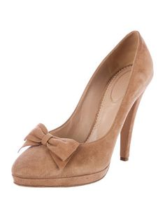 Chloé Suede Pumps
