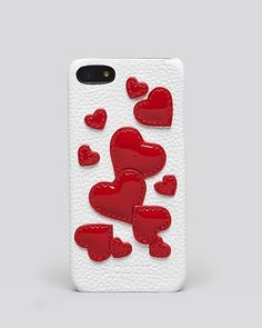 Bodhi iPhone Case - Leather Heart   Bloomingdale's