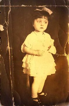 "Little Violette, ""The Zombie Child"""