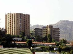 Mbabane - national capital city of Swaziland Place Of Worship, Best Cities, Countries Of The World, Capital City, Cool Places To Visit, The Good Place, National Parks, Tours, Urban