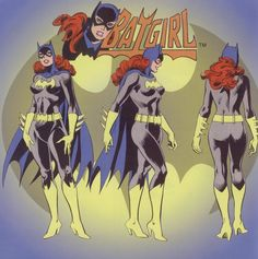 Batgirl - art by Jose Luis Garcia Lopez