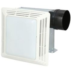 Broan 50 Cfm Ceiling Bathroom Exhaust Fan With Light And Heater regarding size 1000 X 1000 Broan Bathroom Ventilation Fans - In terms of taking care of a