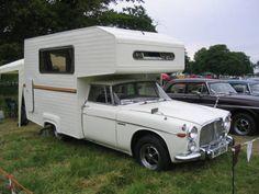 NO RESERVE Rover P5B Caravanette For Sale (1969)