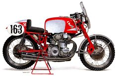 1959 HondaRC160 - Pipeburn - Purveyors of Classic Motorcycles, Cafe Racers & Custom motorbikes