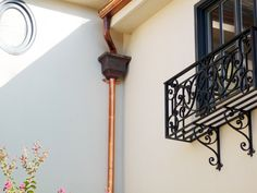 If you're looking for quality aluminum rain gutter installation or cleaning services in Calabasas, we can help. Call us today for a free consultation. Rain Gutter Installation, Copper Gutters, How To Install Gutters, Home Renovation, 5 Years, Amp, Products, Gadget