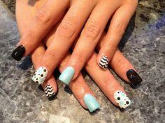 +70 Fotos de uñas decoradas para el verano – Summer Nail Art | Decoración de Uñas - Manicura y Nail Art - Part 7