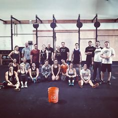 #saturdaymorning #partnerWOD #teampractice with the #LMBRJCKD #family... featuring all the #deadlifts #burpees #powercleans #running #overheadholds