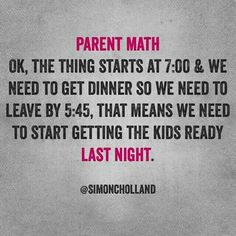 16 Hilarious Memes That Only Parents Will Understand Parent Math Funny Memes About Life, Life Memes, Life Humor, Mom Quotes, Funny Quotes, Mommy Humor, Parenting Memes, Parenting Teenagers, Parenting Advice