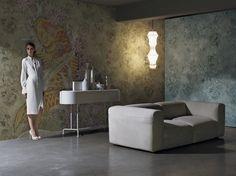 Yardbirds www.wallanddeco.com #wallpaper, #wallcovering, #cartedaparati