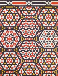 Wall mosaic 13th century by Design Decoration Craft, via Flickr