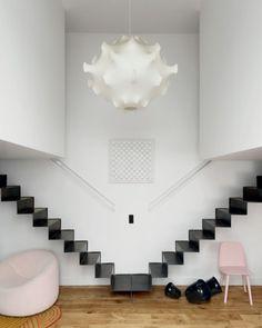 Apartment in Le Marais by Fleur Delesalle