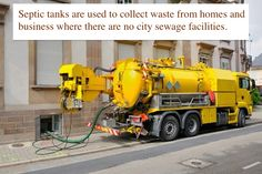 Septic tank pumping is the process of pumping out the solid waste from a septic tank into a tanker truck which will then disperse the septic sludge elsewhere where it can be successfully processed so it will not be harmful to the environment. http://www.southeasternseptic.com/septic-services/