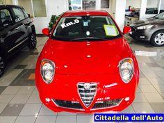 Alfa Romeo Mito - 1.3 Mtj 85 cv- km 0 - versione Distinctive -immatricolata genn 2016 - colore Rosso Alfa - ruotino di scorta/sensori di parcheggio. Prezzo di listino Euro 19.800 da noi a soli Euro 15.900 oltre a passaggio di proprietà.  12 Mesi di garanzia.  d.rondi@ghinzanigroup.it - 347/2925074 mvecchio5@gmail.com - 393/3885074 Per questa e numerose altre proposte, visitateci sul nostro sito: http://www.cittadelladellauto.it/…/prodotto/alfa-romeo-mito/