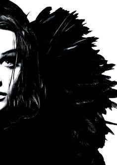 Helena Christensen by Albert Watson