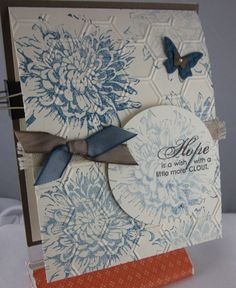 Blooming With Kindness by Carol Payne - Cards and Paper Crafts at Splitcoaststampers