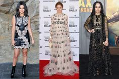 From Sheer and Ethereal to Sequined and Glam, Check Out This Week's Best Dressed Celebs