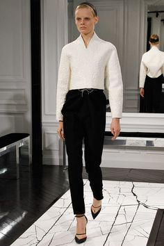 Fall 2013 Ready-to-Wear Balenciaga